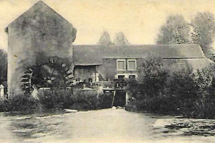 Ruttermolen Jekker Tongeren Watermolen geschiedenis