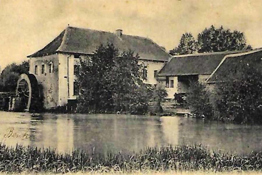 Ambiorix hotel overnachten Ruttermolen Tongeren